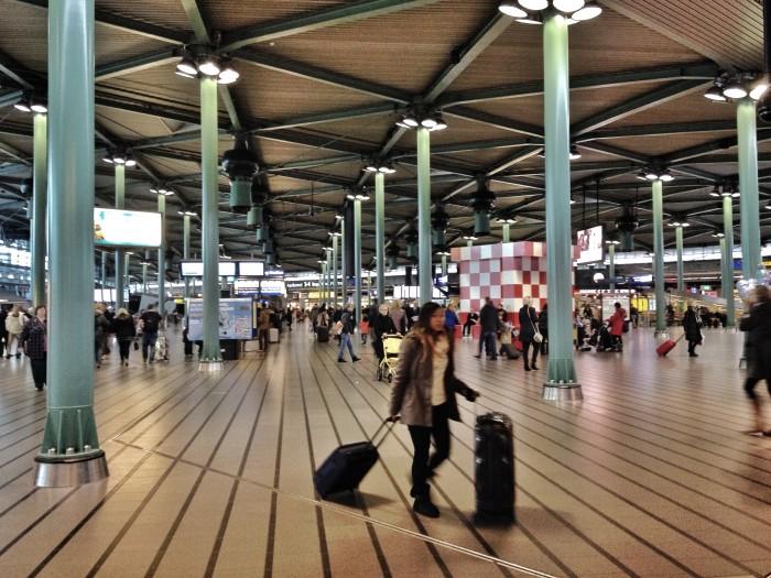 Do aeroporto de amsterdam para o centro conex o amsterdam for B b ad amsterdam centro