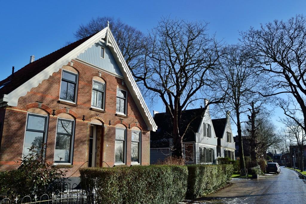 Já pensou morar em umas dessas casas?