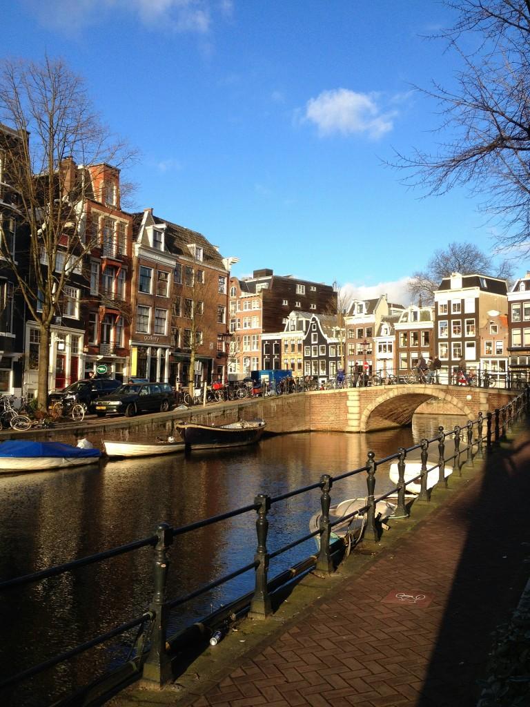 Spot: Spiegelgracht com Prinsengracht | Foto: @ConexaoAmsterdam
