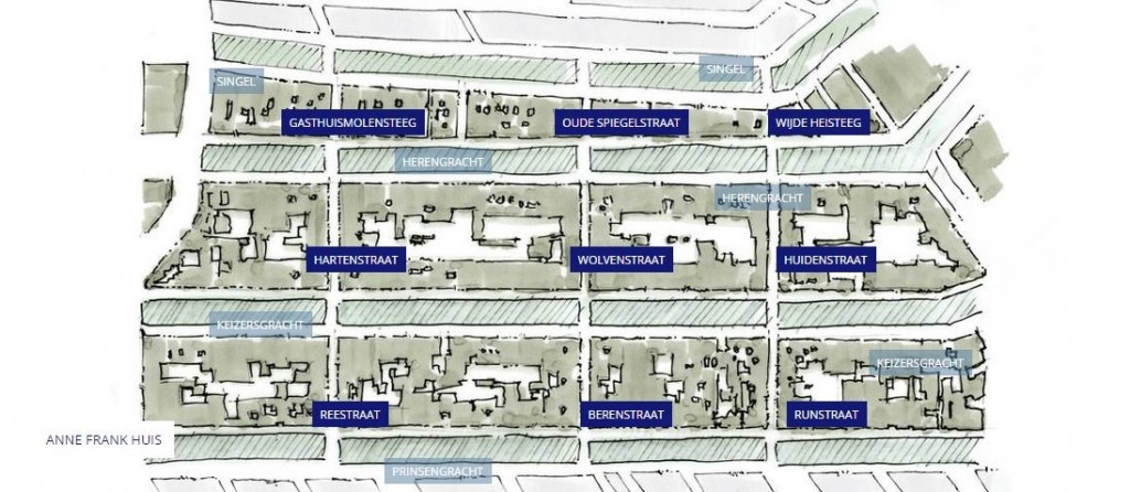 Mapa 9 Straatjes