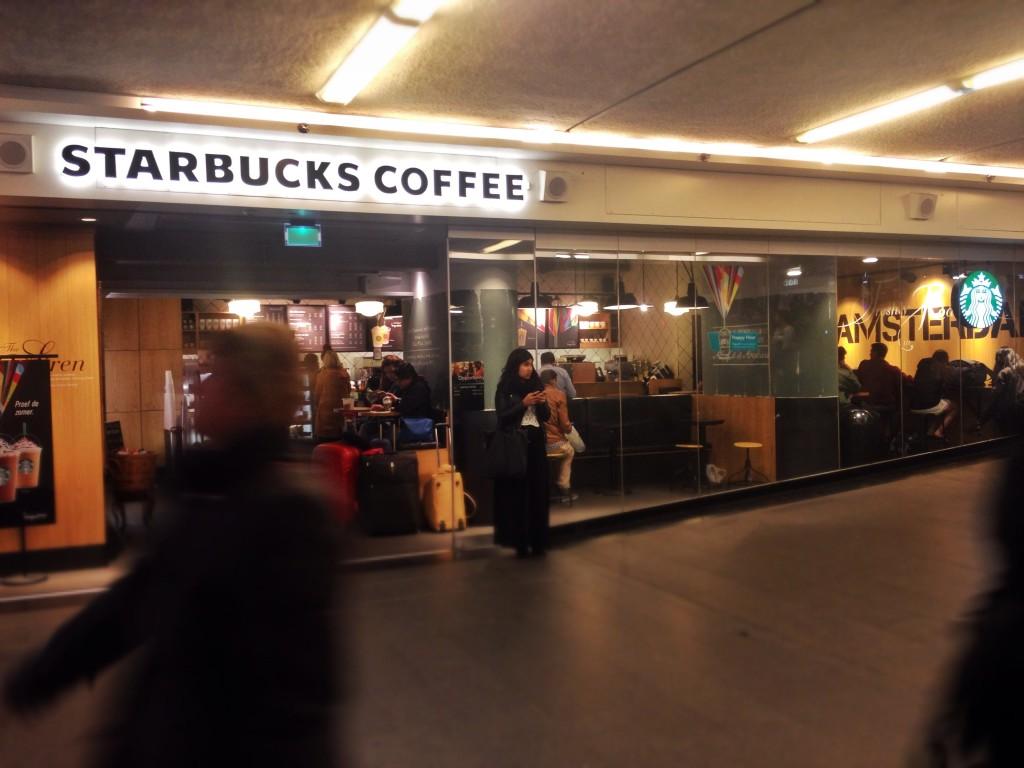 O cappuccino até é bom mas sentar por lá é bem difícil, sempre está cheio