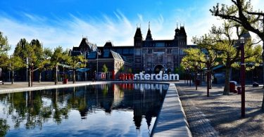 O lindo Rijksmuseum