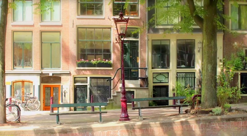 THE FAULT IN OUR STARS - THE BENCH - AMSTERDAM