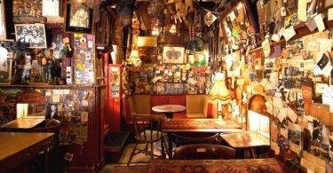 Foto: Típicos cafés marrons de Amsterdam