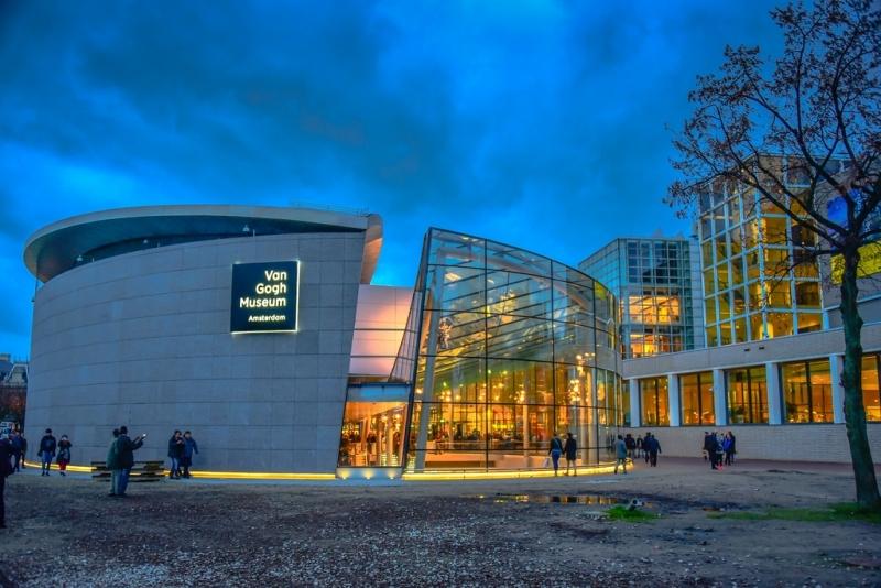 Os 5 melhores museus em amsterdam conex o amsterdam for Amsterdam b b centro