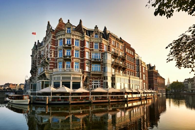 Hotel de l 39 europe em amsterdam um cl ssico conex o for Amsterdam hotel centro