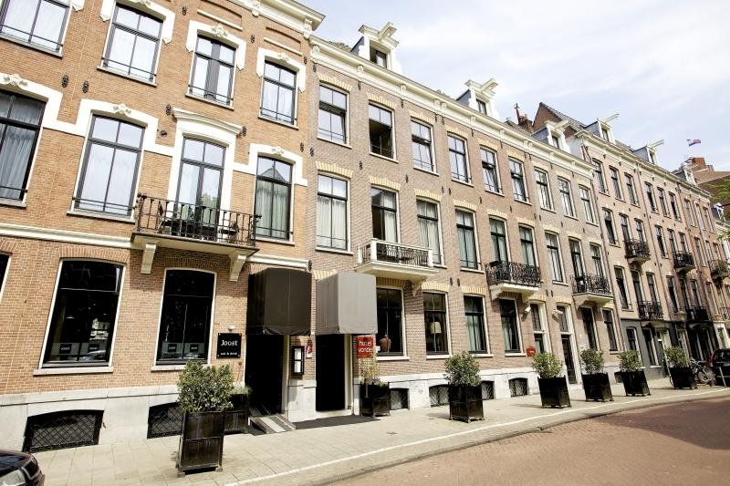 Hotel Vondel em Amsterdam perto do Vondelpark