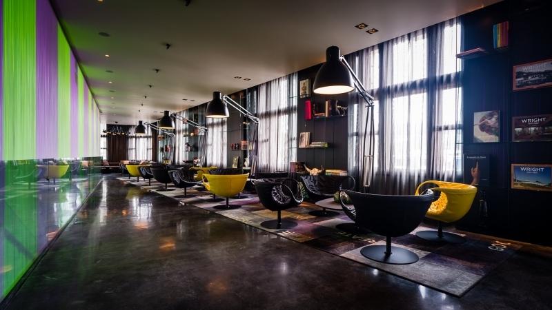 art'otel em Amsterdam hotel no centro de Amsterdam
