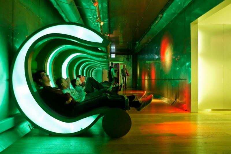 O interativo Heineken Experience