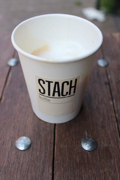 Café da manhã no Stach em Amsterdam
