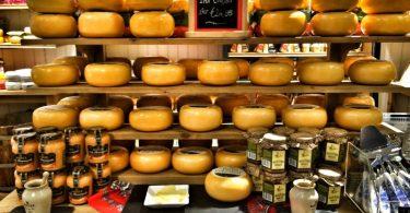 Onde comprar queijo holandes em Volendam