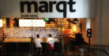 Supermercado barato em Amsterdam