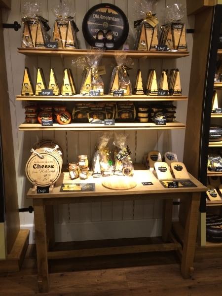 Um dos mais tradicionais queijos da Holanda