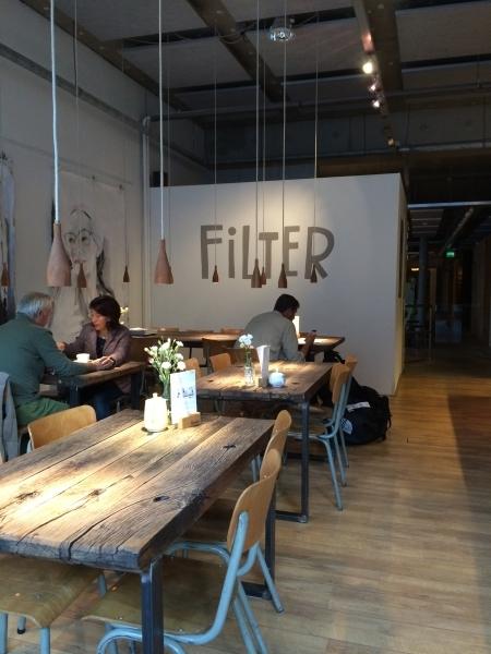 Onde tomar café da manhã em Amsterdam - Filter