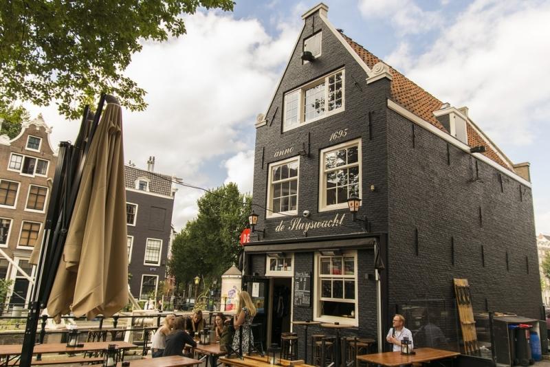 Cafe de Sluyswacht (2)