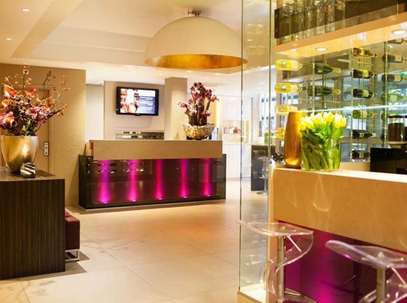 Hotel no centro de Amsterdam The Albus