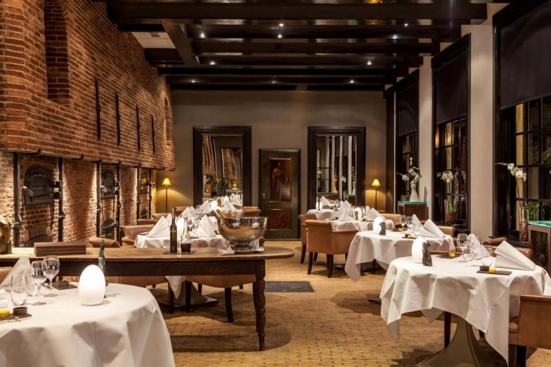 Restaurant Vinkeles em Amsterdam mais uma opcao de restaurante romantico