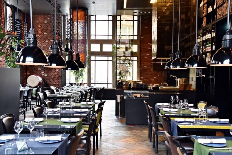 Restaurante Taiko em Amsterdam