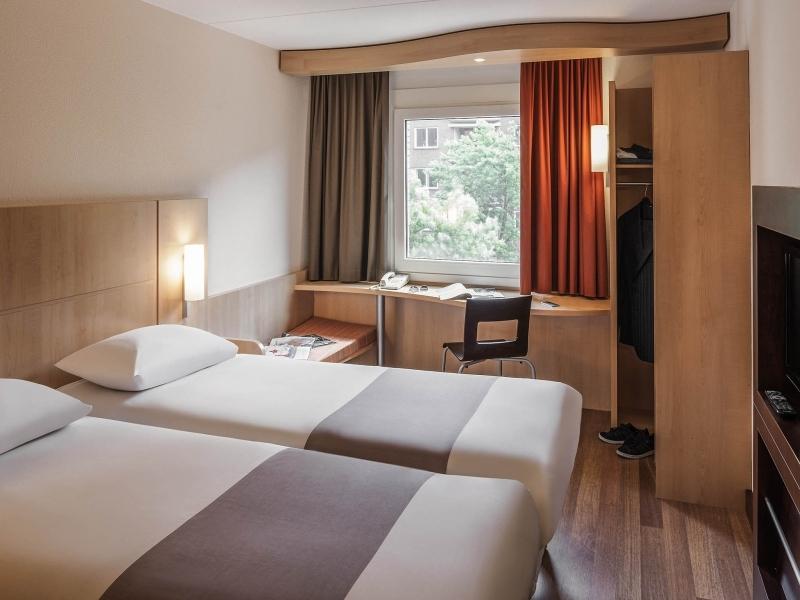 Sexta dicas de hotéis em Amsterdam é o ibis Amsterdam Centre Stopera