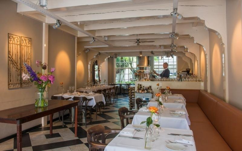 Dica de restaurante franc s em amsterdam l 39 invit for Restaurante frances