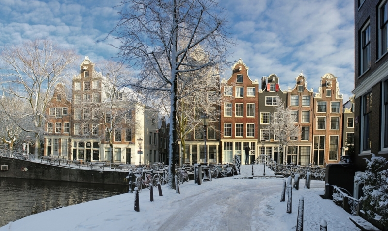 Dicas para hospedagem em amsterdam durante o inverno for B b amsterdam